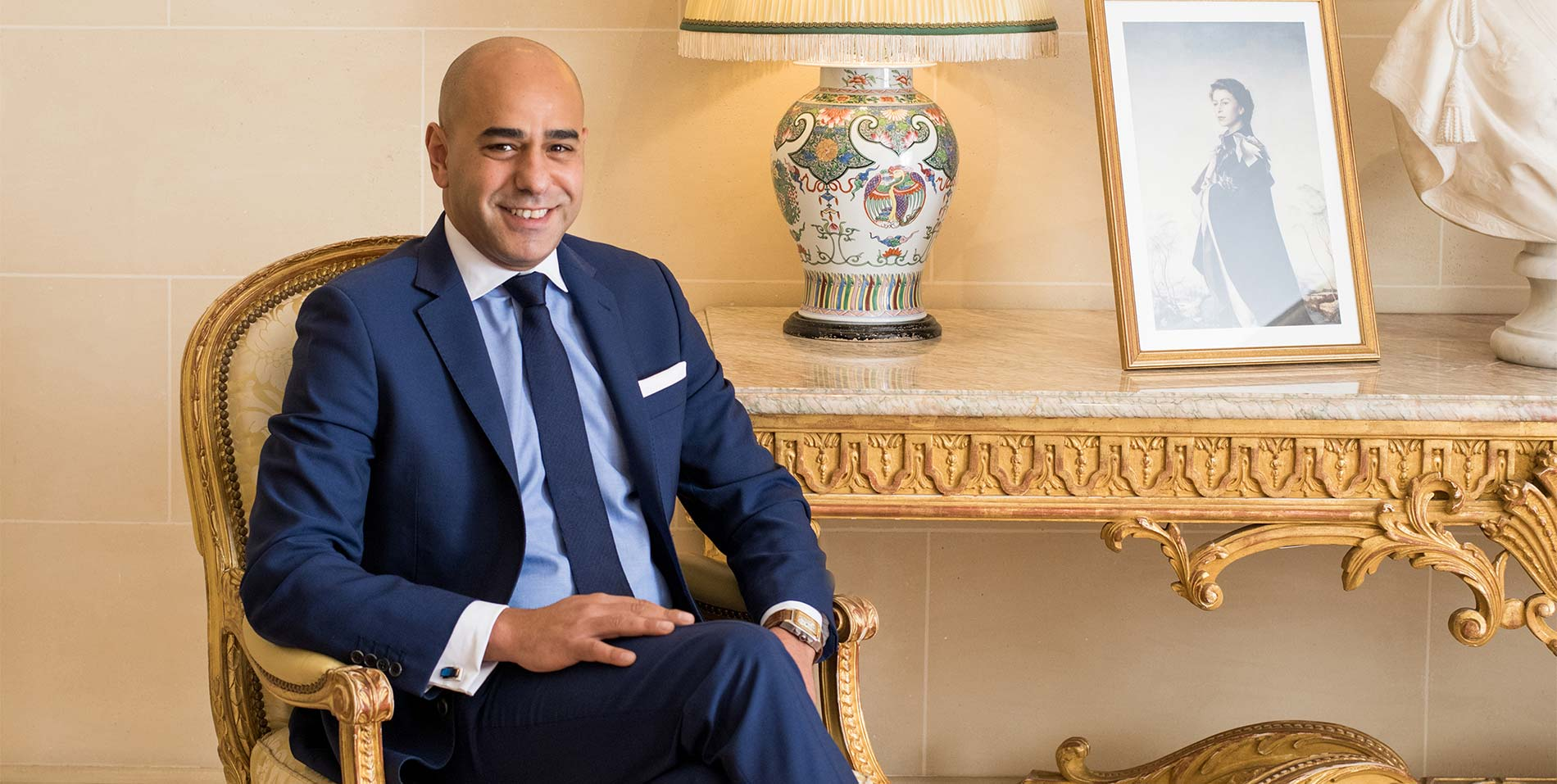 Sal Gowili GM of The Ritz
