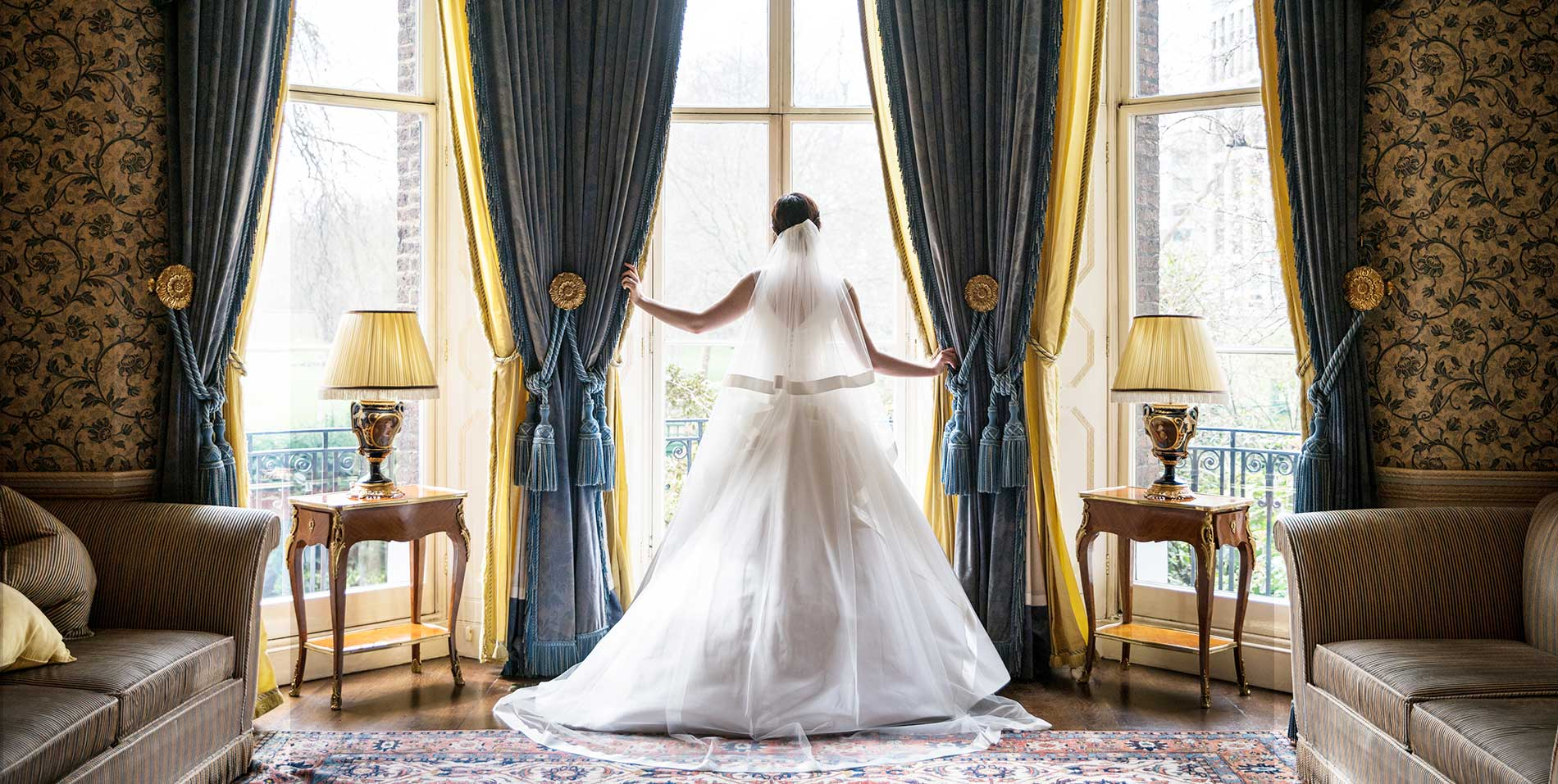 Stunning Bride at The Ritz