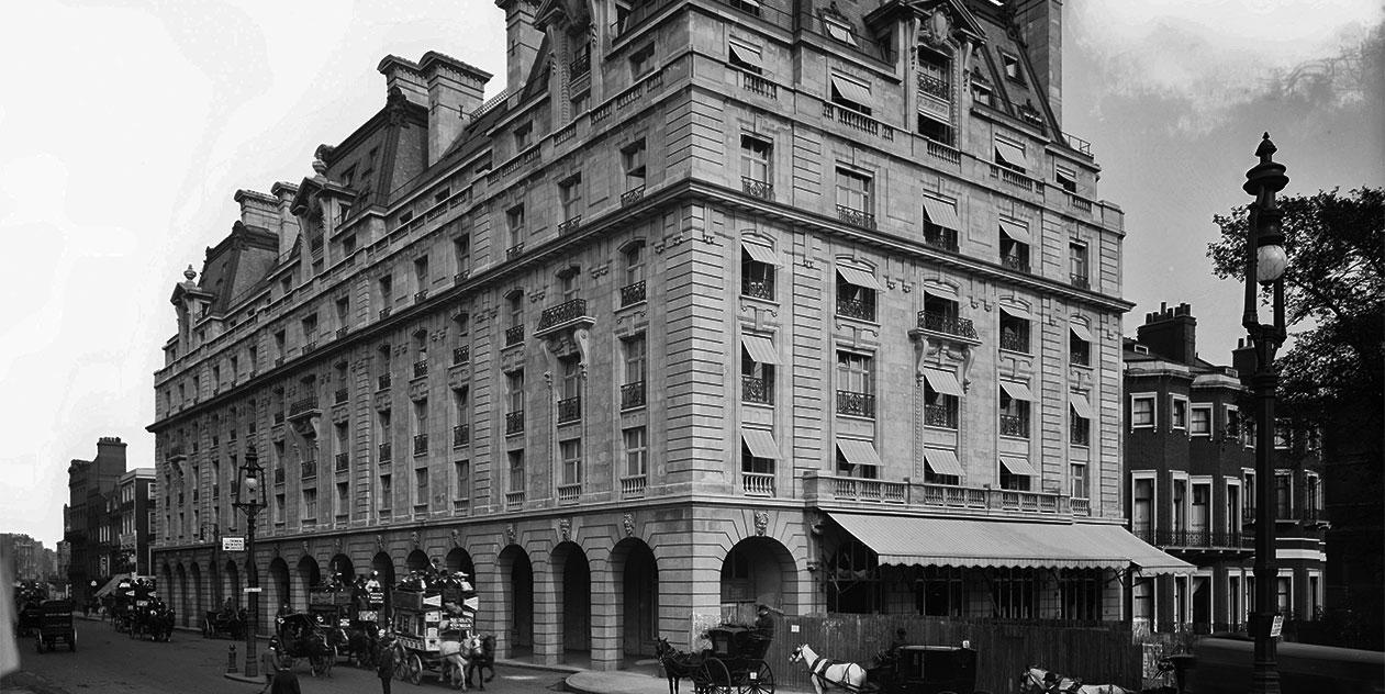 Ritz exterior 1906