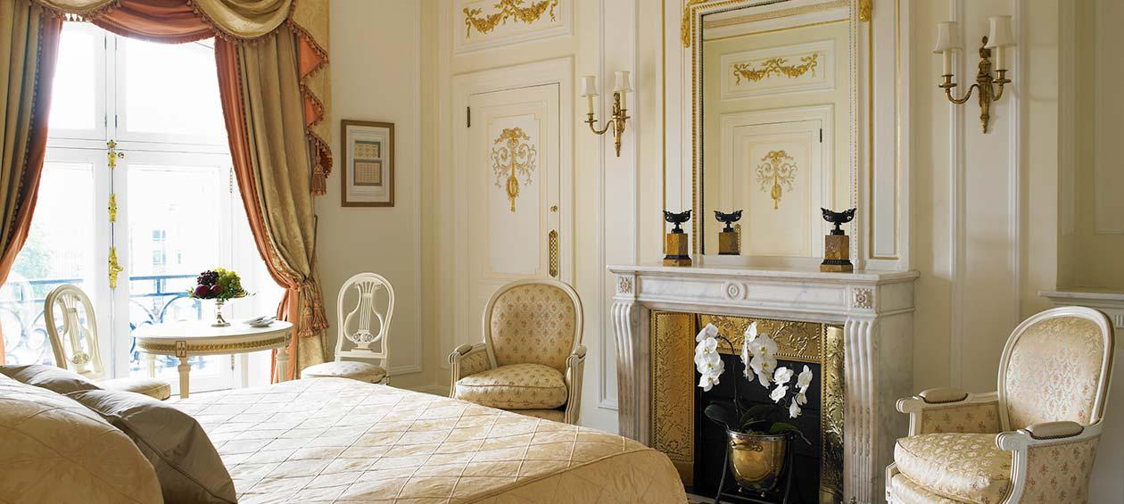The Ritz-Deluxe King Room