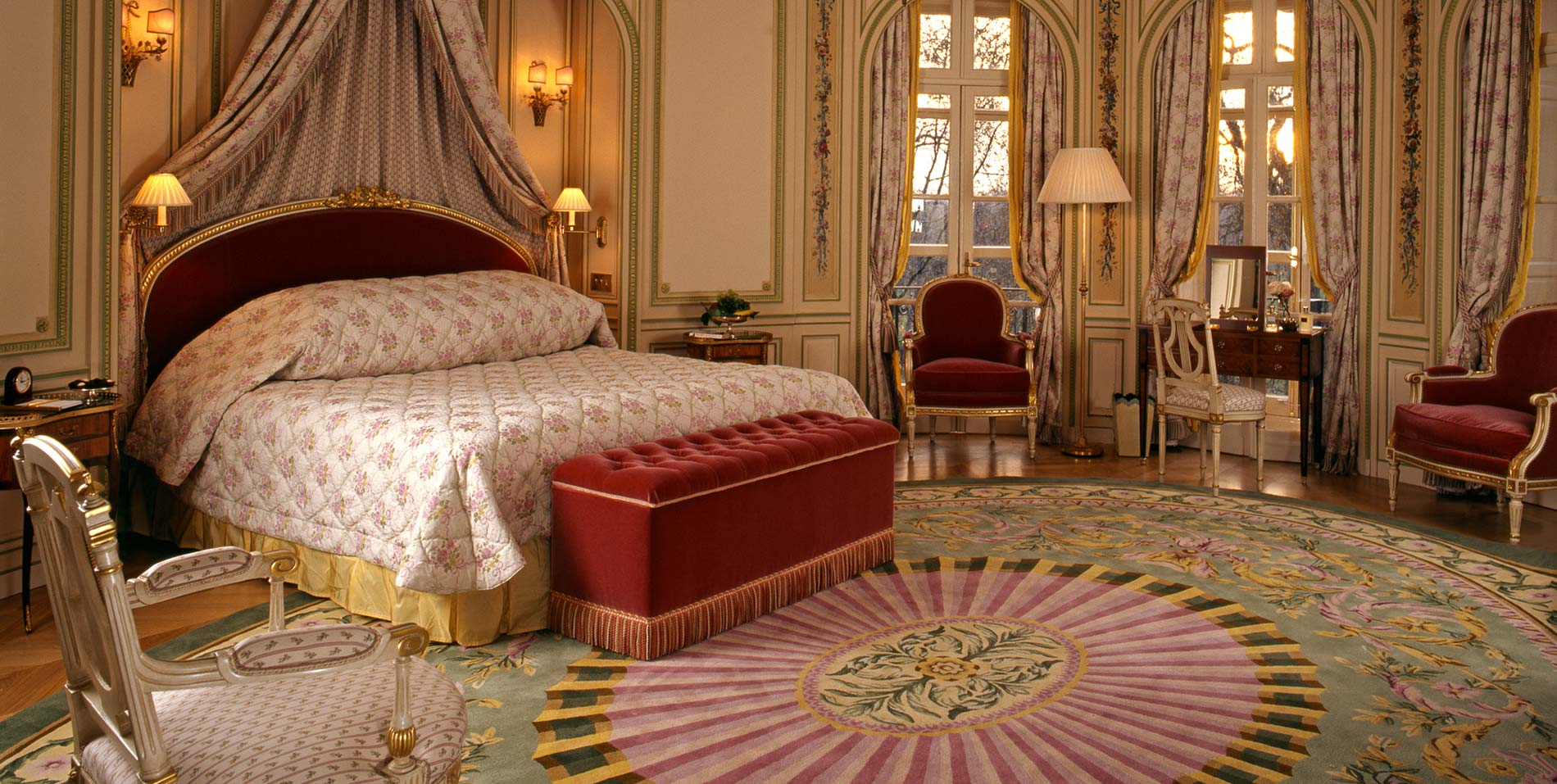 Royal Suite Overlooking Green Park The Ritz London Hotel