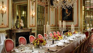 The Ritz London Banqueting