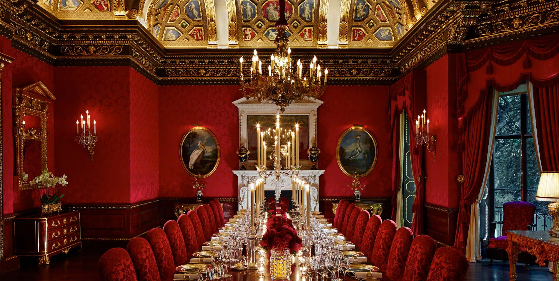 William Kent Room in The Ritz London