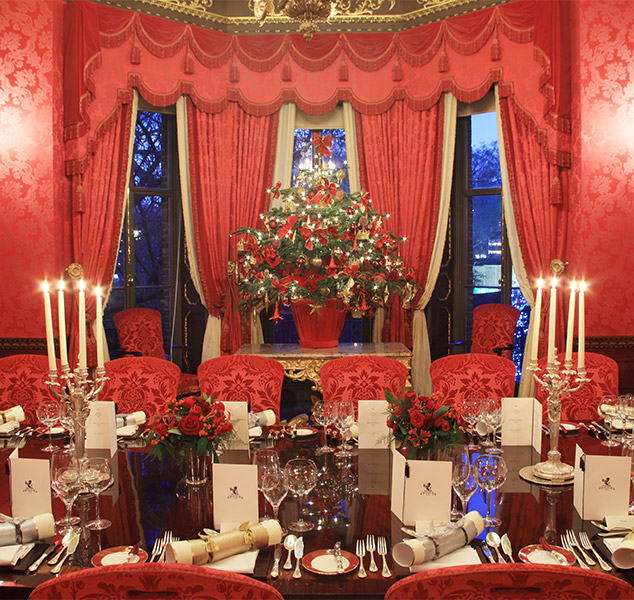 How To Organise Your Perfect Christmas Party The Ritz