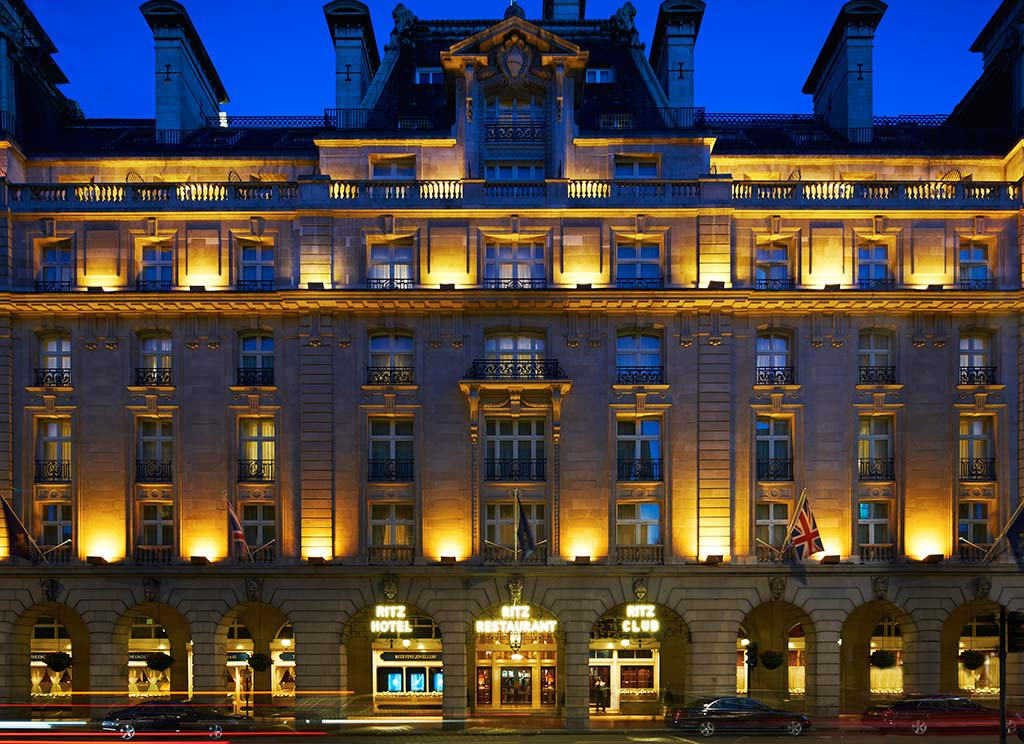 The Ritz London exterior