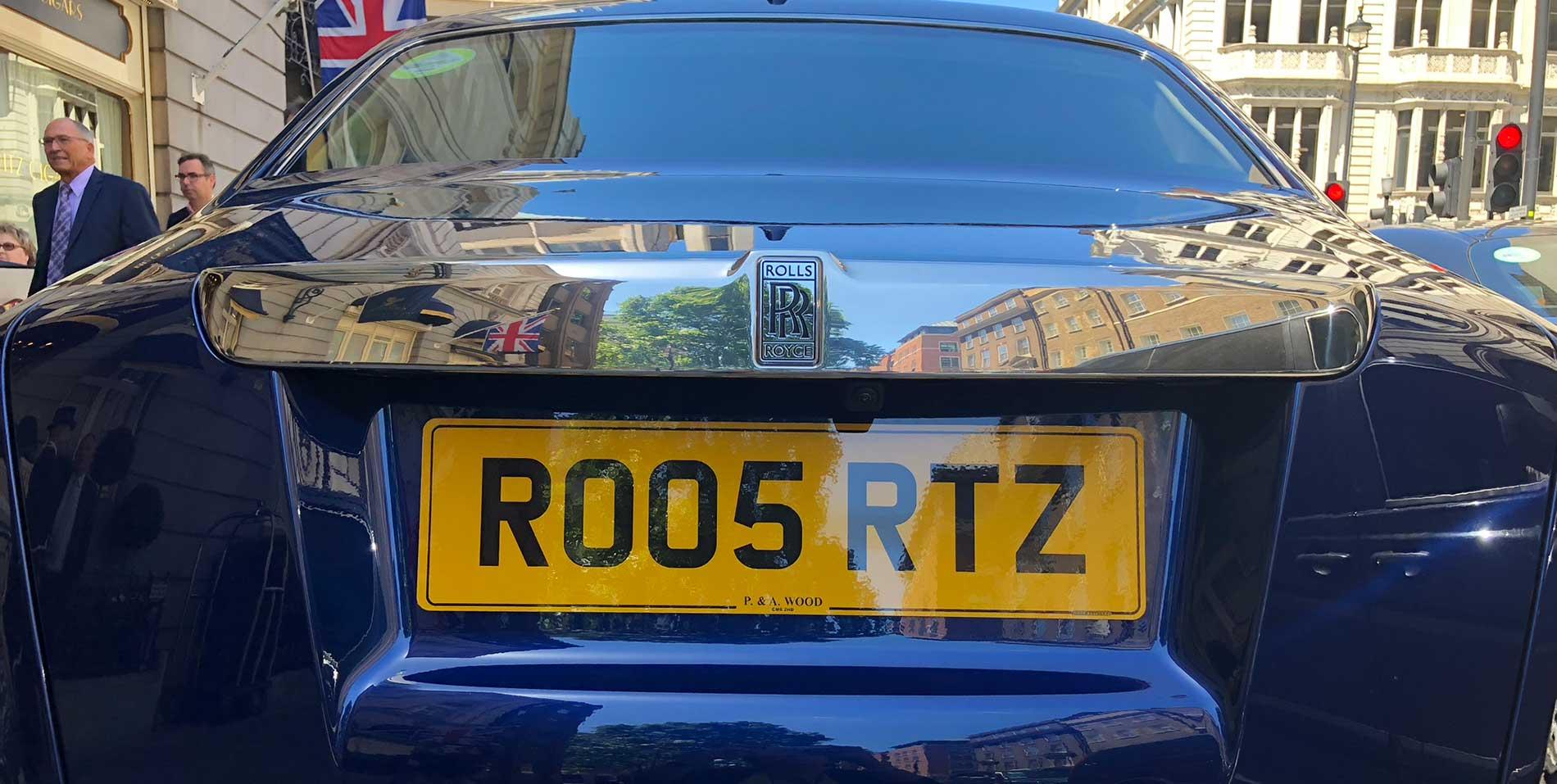 Ritz Rolls-Royce