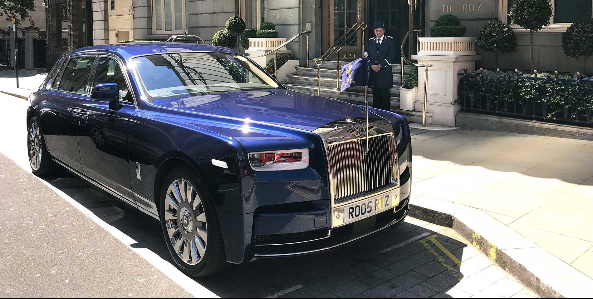 Ritz Rolls Royce