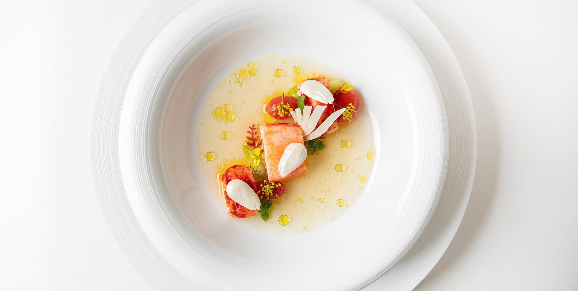 Ritz Restaurant food